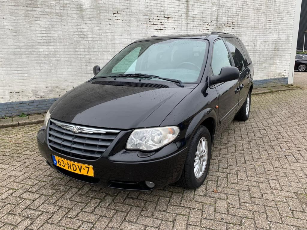 Chrysler Grand Voyager occasion - De Reus Auto's