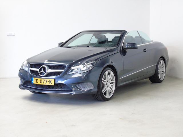 Mercedes-Benz E-klasse Cabrio 250 CDI Ambition Nw Model/Leer/19