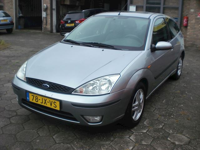 Ford Focus 1.6-16V Trend AUTOM-BJ 02-APK -NOV-2020