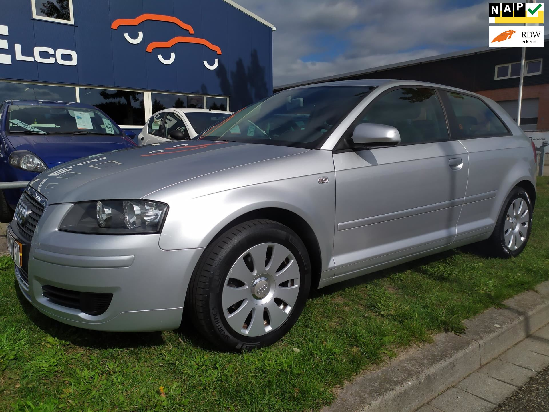 Audi A3 occasion - Garage Elco