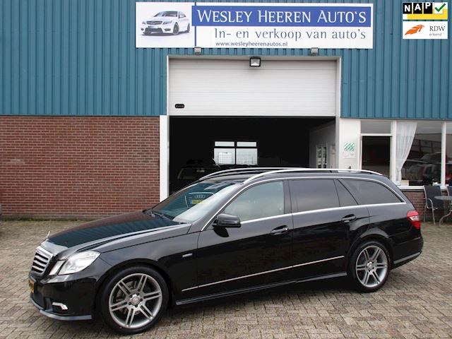 Mercedes-Benz E-klasse Estate 300 CDI Avantgarde AMG EDITION AUT