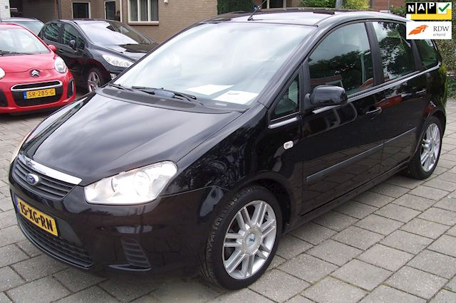 Ford C-Max 1.8-16V Trend .NL Auto.Apk tot 24-09-2020.5 Drs Airco/clima.Cruise. Hoge zit.LM Velgen. Lage km stand.