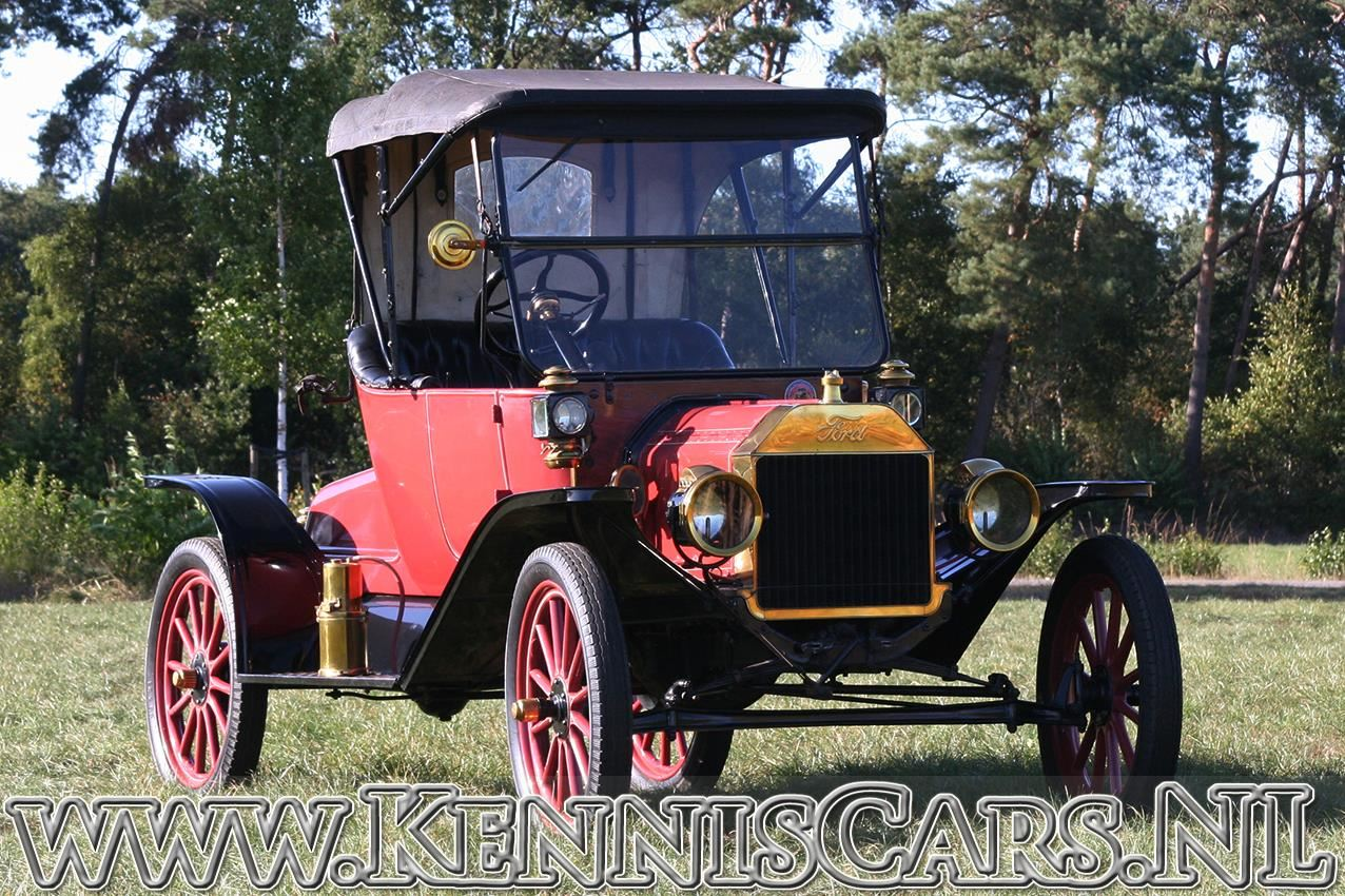Ford 1914 T Runabout occasion - KennisCars.nl