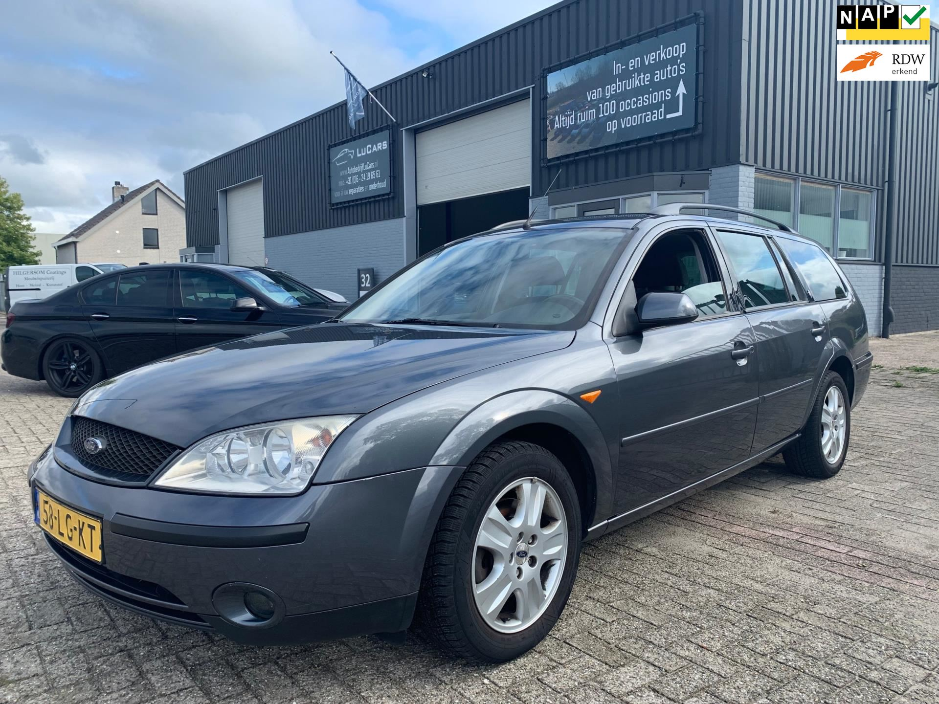 Ford Mondeo Wagon occasion - LuCars