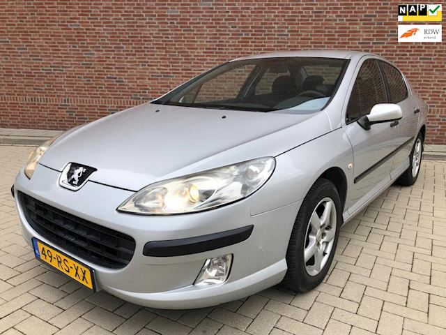 Peugeot 407 1.6 HDiF XR