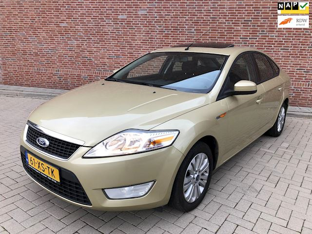Ford Mondeo 2.0-16V Trend