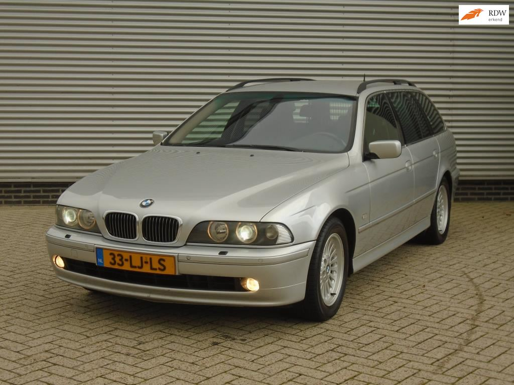 BMW 5-serie Touring occasion - Zijderveld Auto's