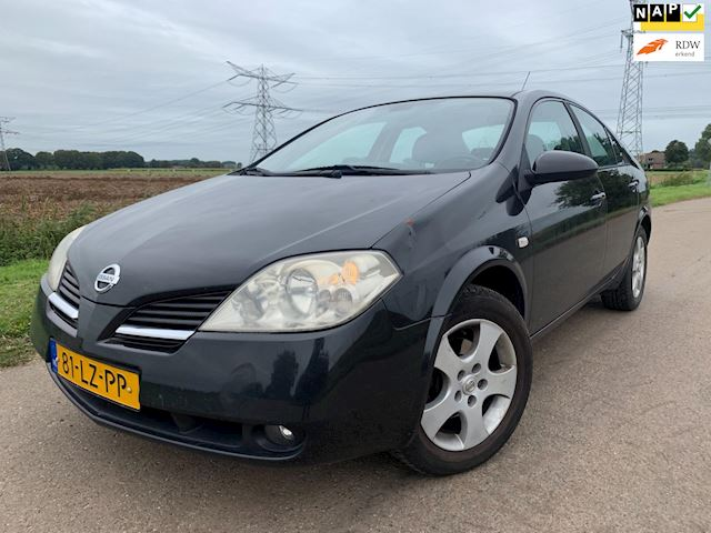 Nissan Primera 1.8 Visia / 2003 full options