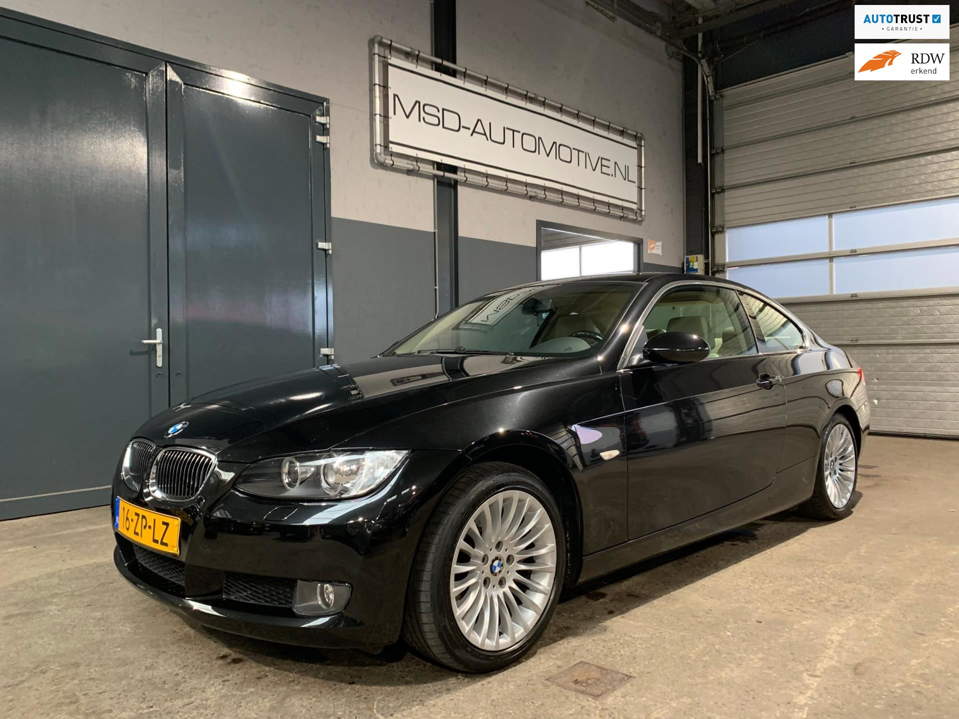 BMW 3-serie Coupé occasion - MSD Automotive