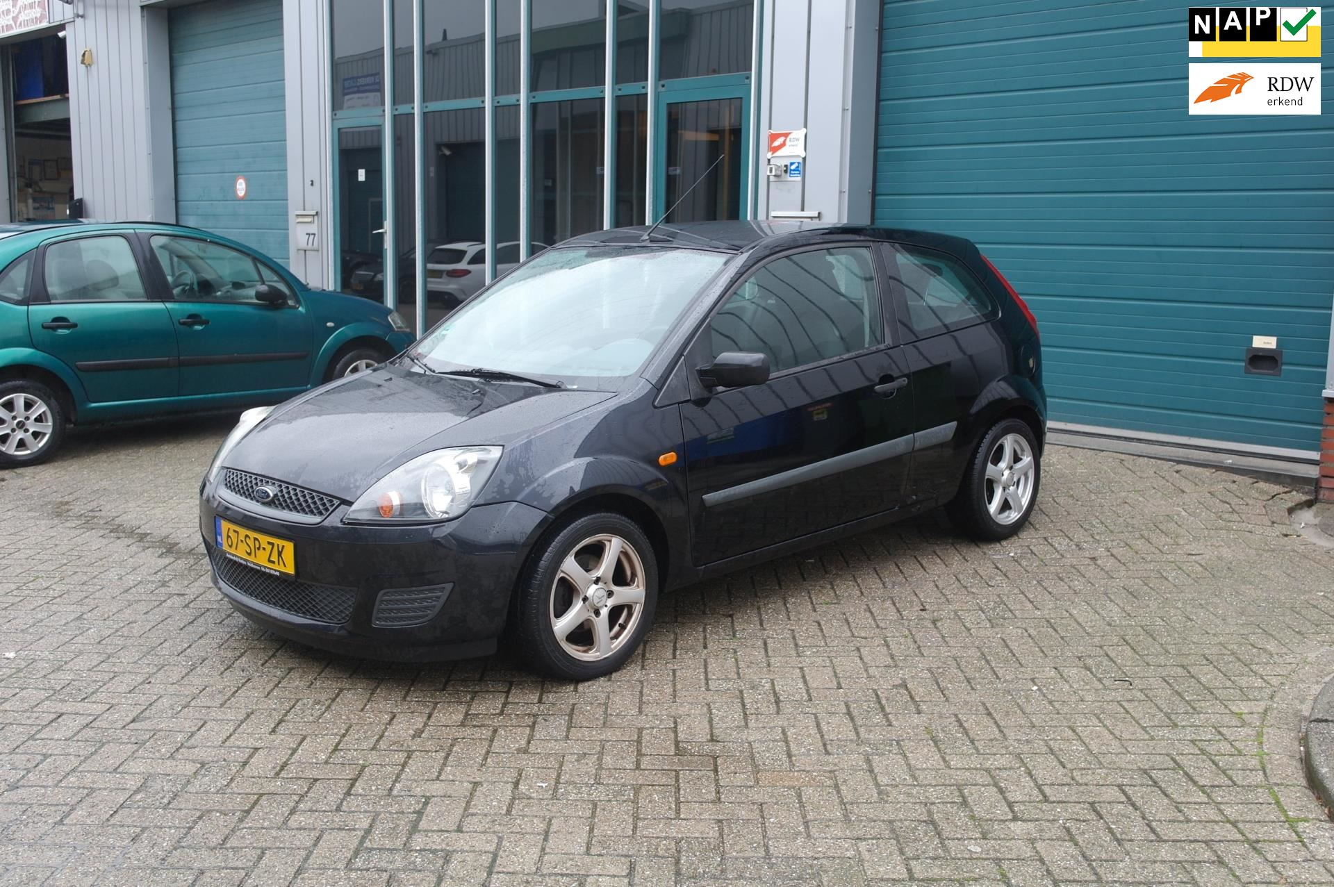 Ford Fiesta occasion - Wolters Autohandel