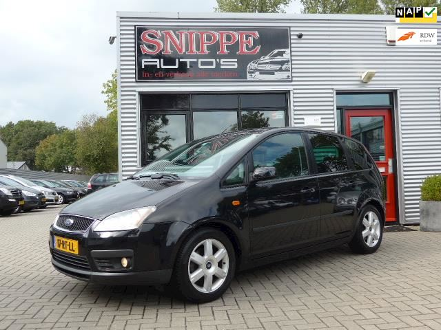 Ford Focus C-Max 1.6-16V Futura -AIRCO-TREKHAAK-VOORRUITVERWARMING-