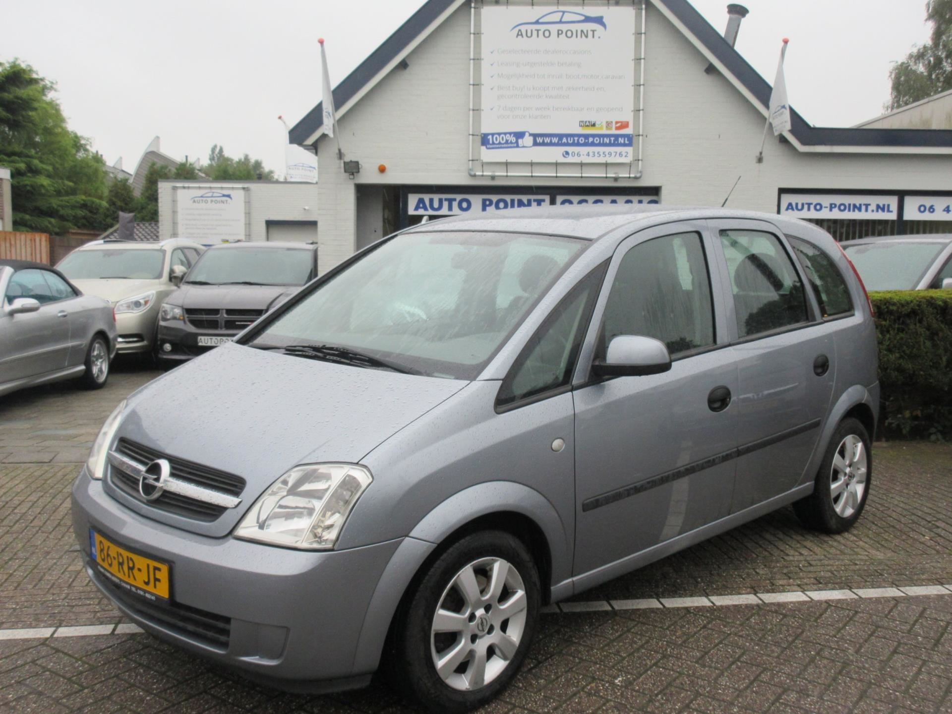 Opel Meriva occasion - Auto Point