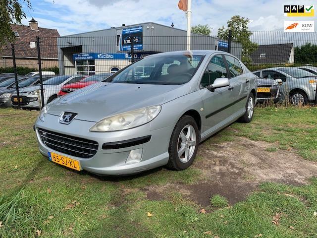 Peugeot 407 occasion - RJO Automotive
