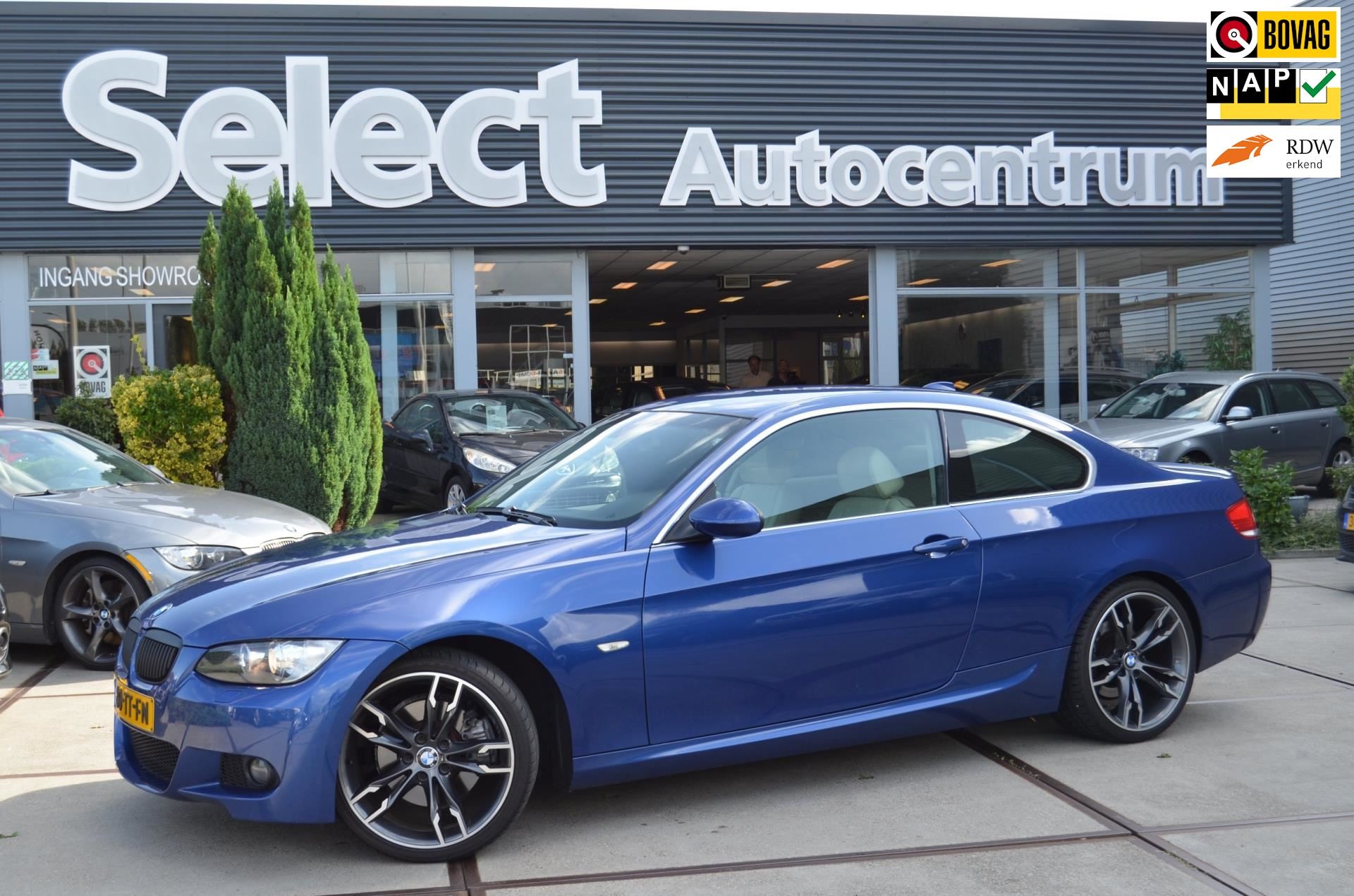 BMW 3-serie Coupé occasion - Select Autocentrum