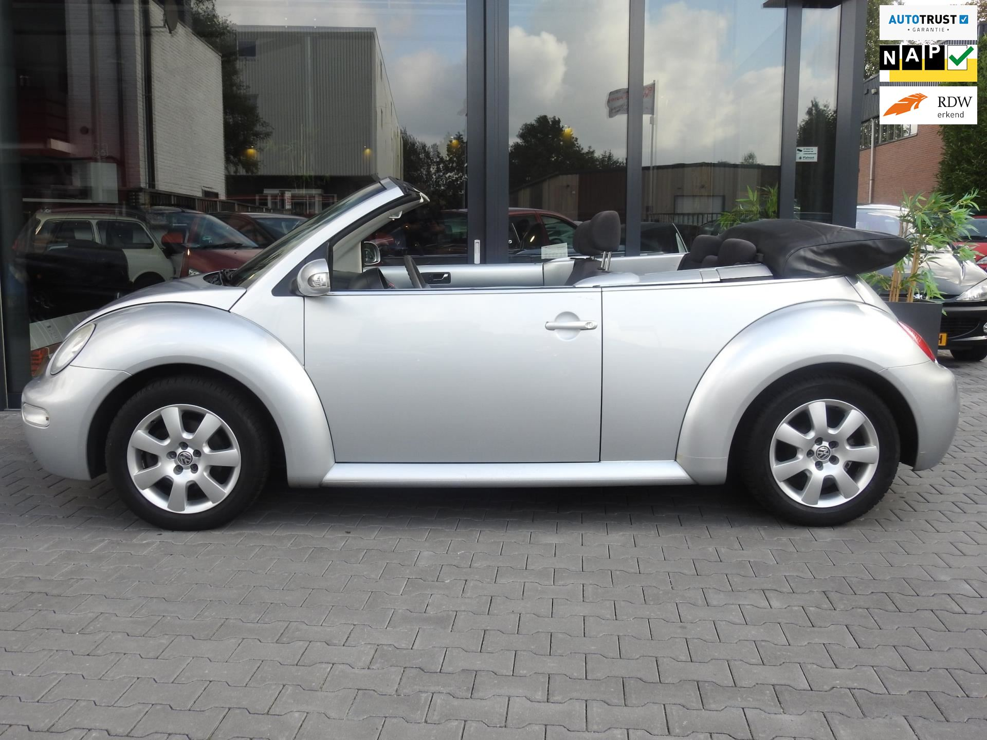 Volkswagen New Beetle Cabriolet occasion - Rob Wolthuis Auto's