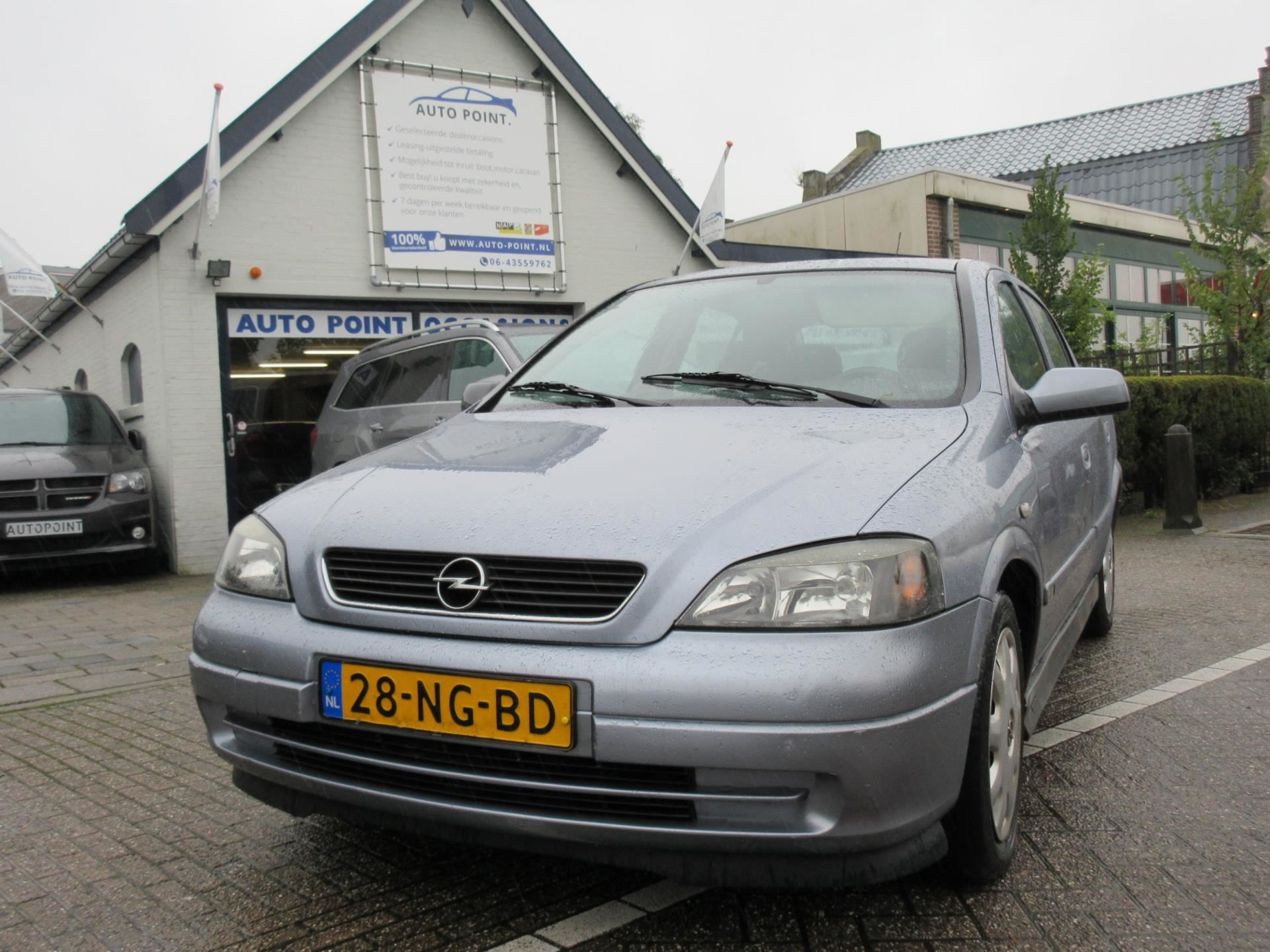 Opel Astra occasion - Auto Point