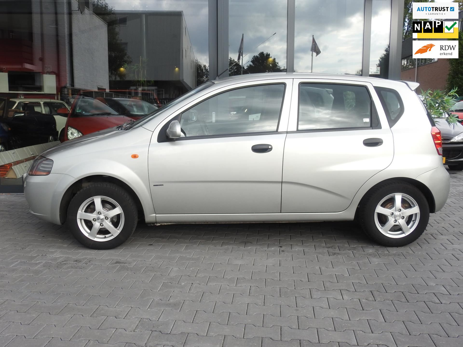 Daewoo Kalos occasion - Rob Wolthuis Auto's