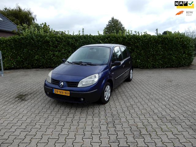 Renault Scénic 1.5 dCi Expression Basis