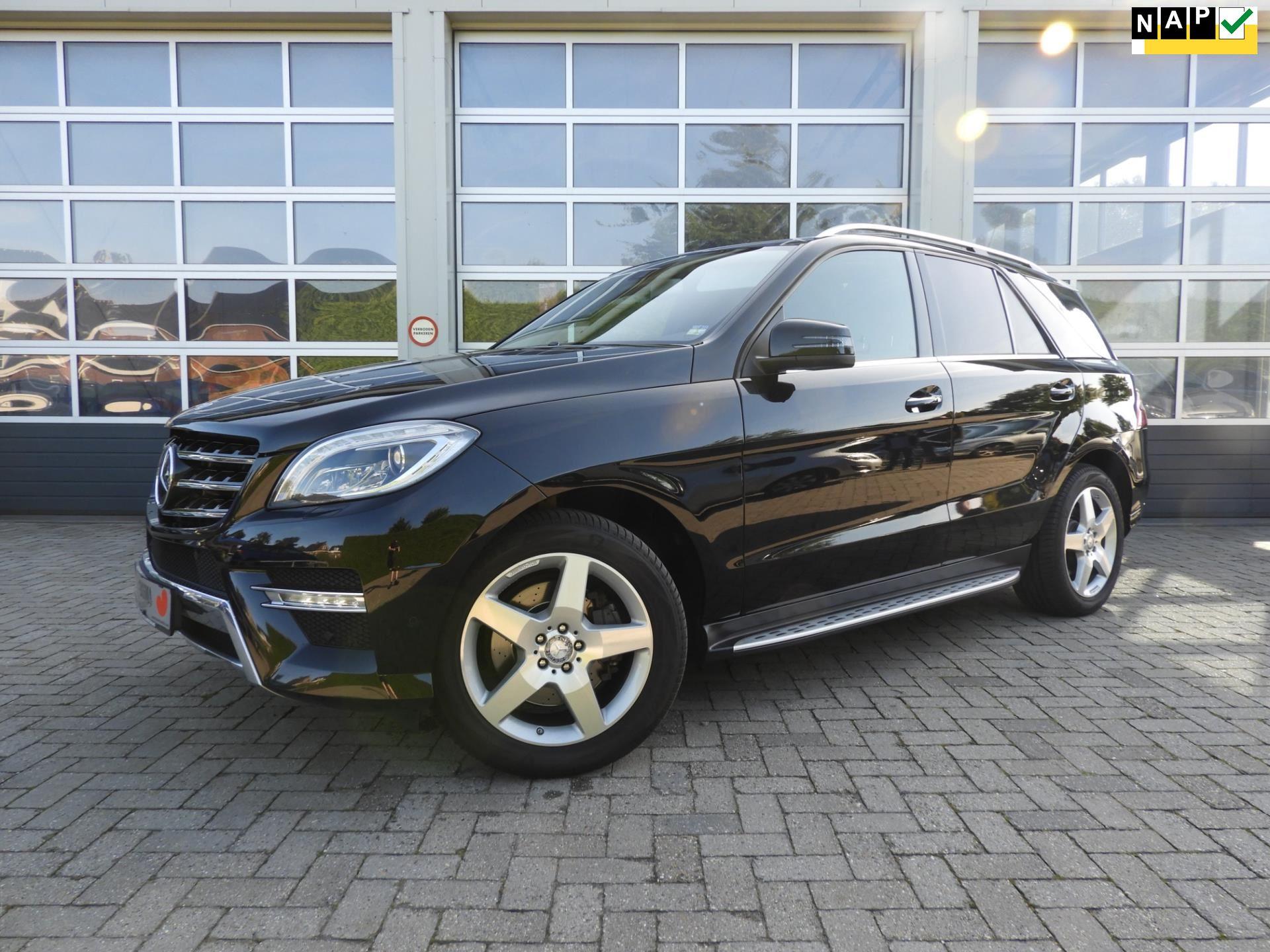 Mercedes-Benz ML 350 BLUETEC 4MATIC occasion - Bosma Auto's