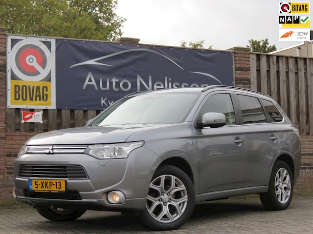 Mitsubishi Outlander 2.0 PHEV Executive Edition DEALER ONDERHOUDEN  KEYLESS  NAVI  CAMERA  EX BTW