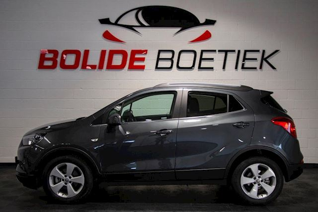 Opel Mokka X 1.4 Turbo Innovation Bekl.Leder|Navi|Camera|LED|