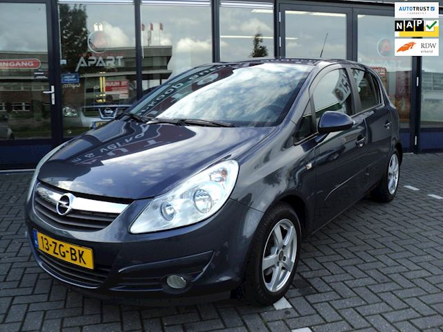 Opel Corsa 1.4-16V Cosmo 5drs airco/pdc 136dkmBJ2008