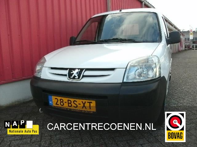 Peugeot Partner occasion - Car Centre Coenen