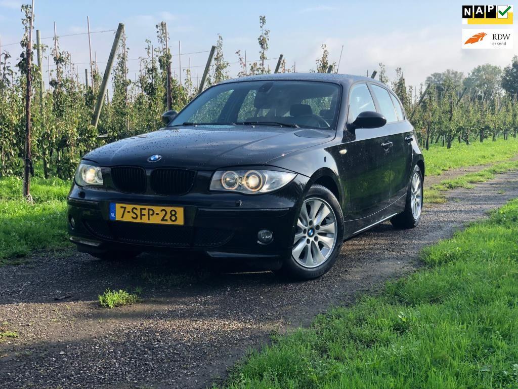BMW 1-serie occasion - De Graaf Automotive