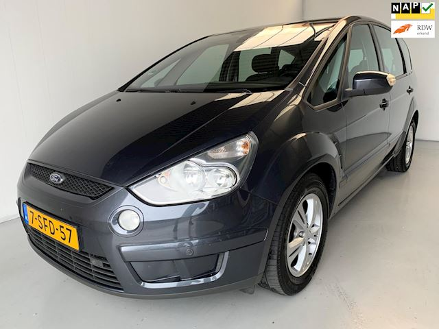 Ford S-Max 1.8 TDCi Navi Climate PDC