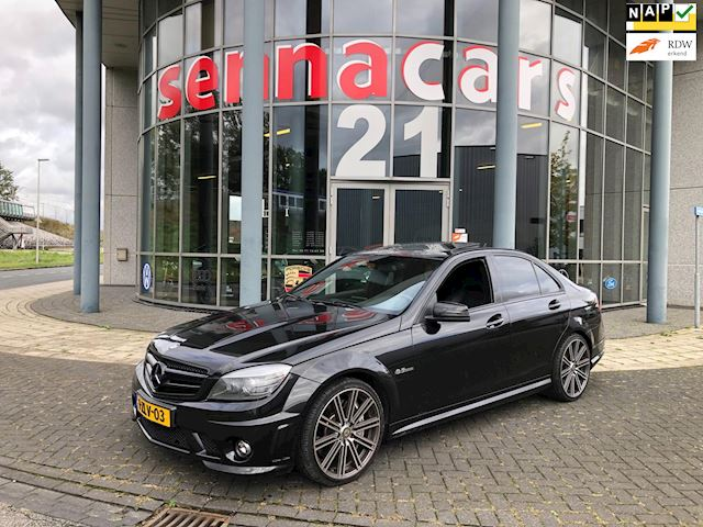 Mercedes-Benz C-klasse 63 AMG C63 - Bj 2010 - Alle opties - Inr mog