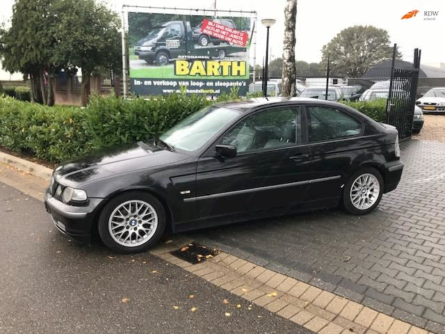 BMW 3-serie Compact occasion - Autohandel Barth