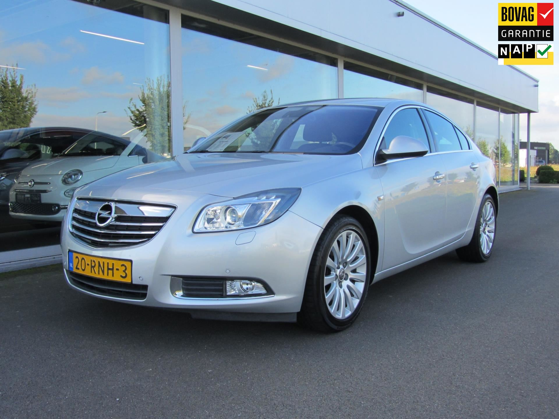 Opel Insignia occasion - Garage Casteels