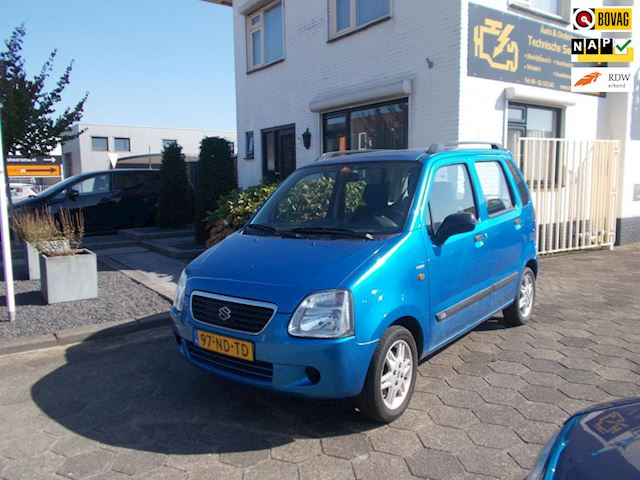 Suzuki Wagon R+ 1.3 S-Limited