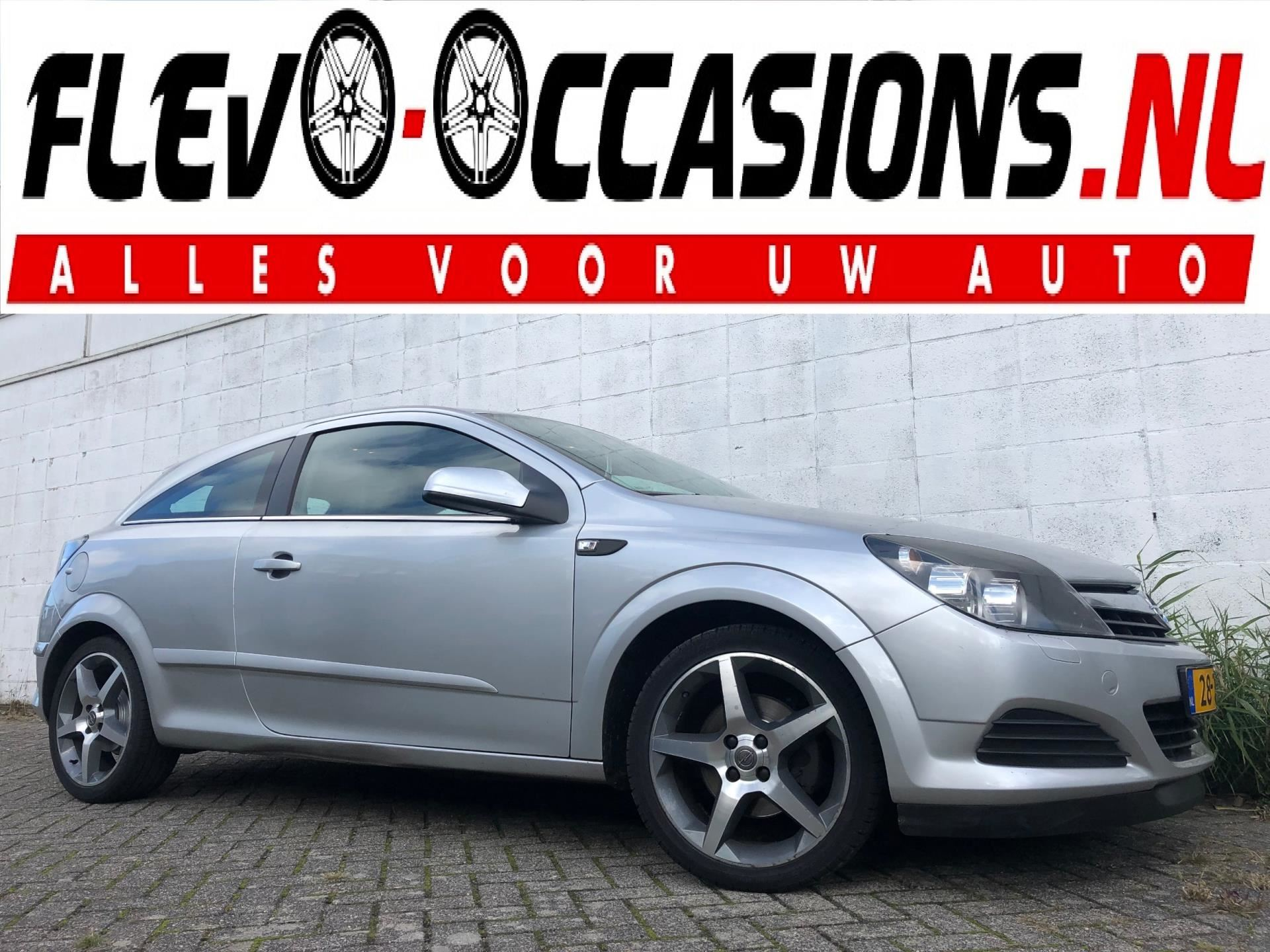 Opel Astra GTC occasion - Flevo Occasions