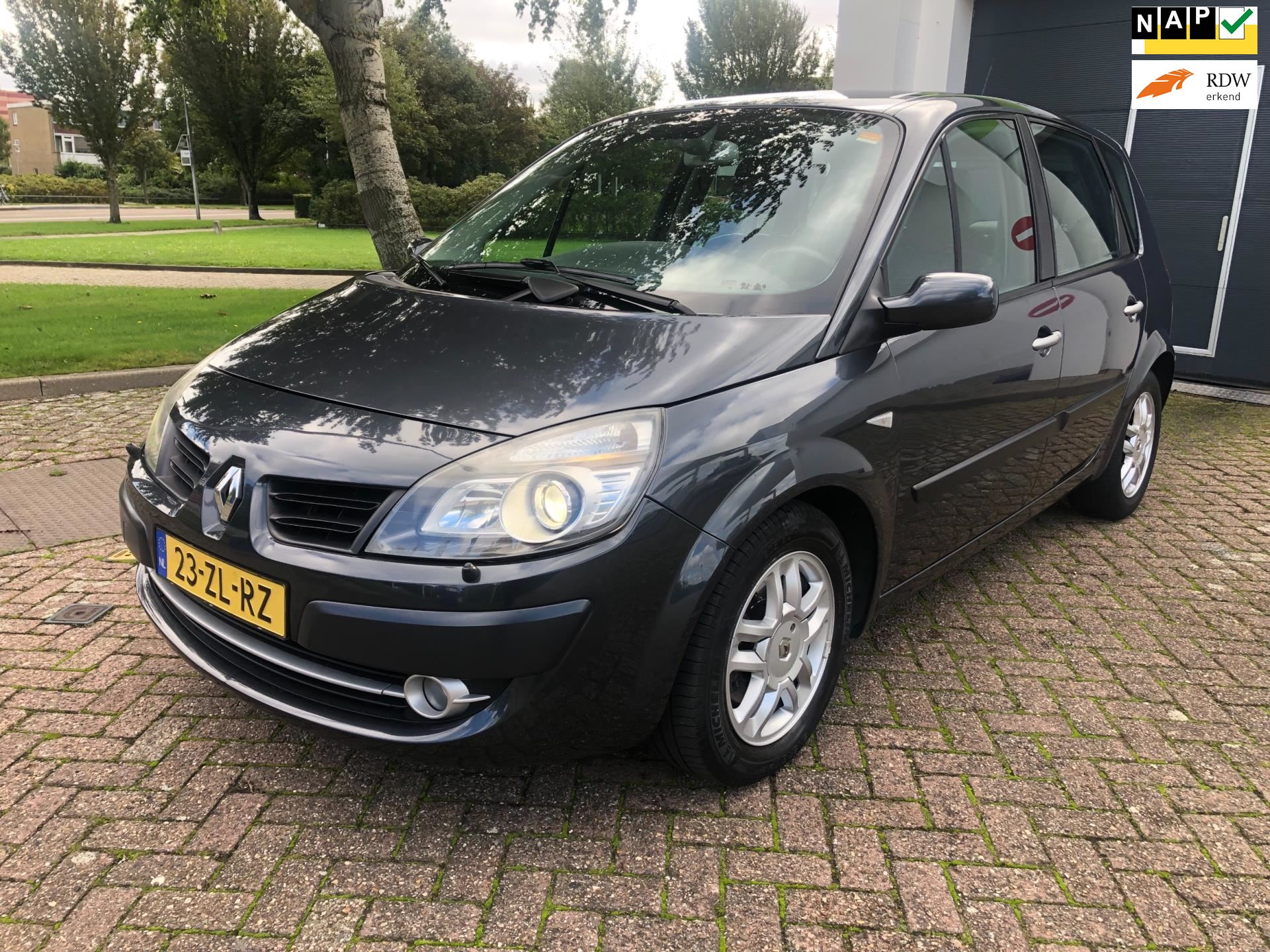 Renault Scenic occasion - Westland Occasion