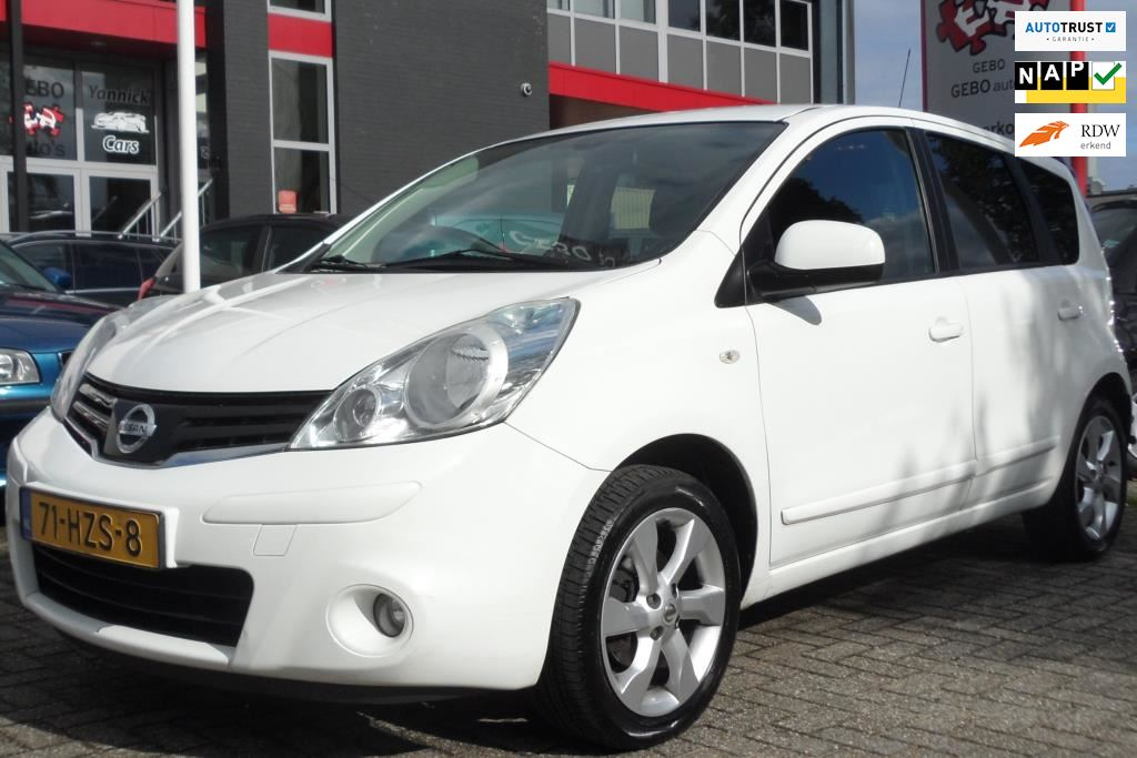 Nissan Note occasion - Gebo Auto's