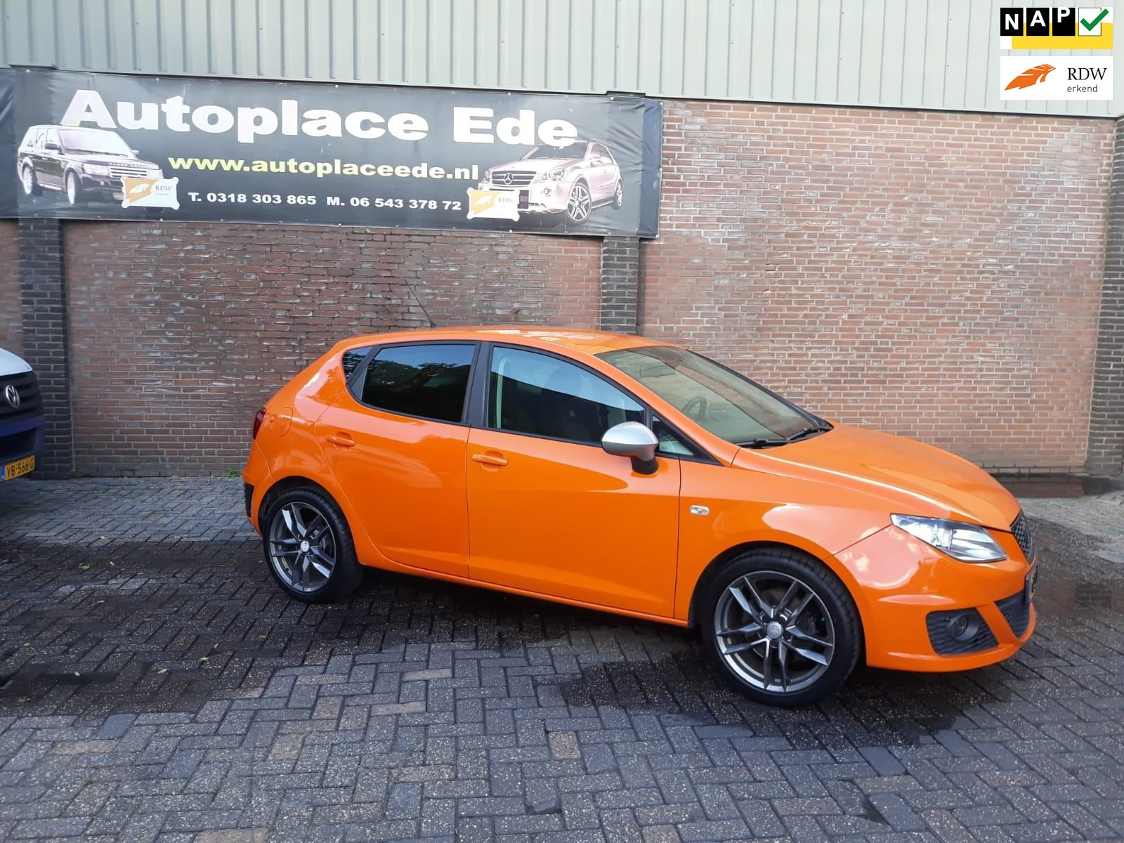 Seat Ibiza SC occasion - autoplaceede