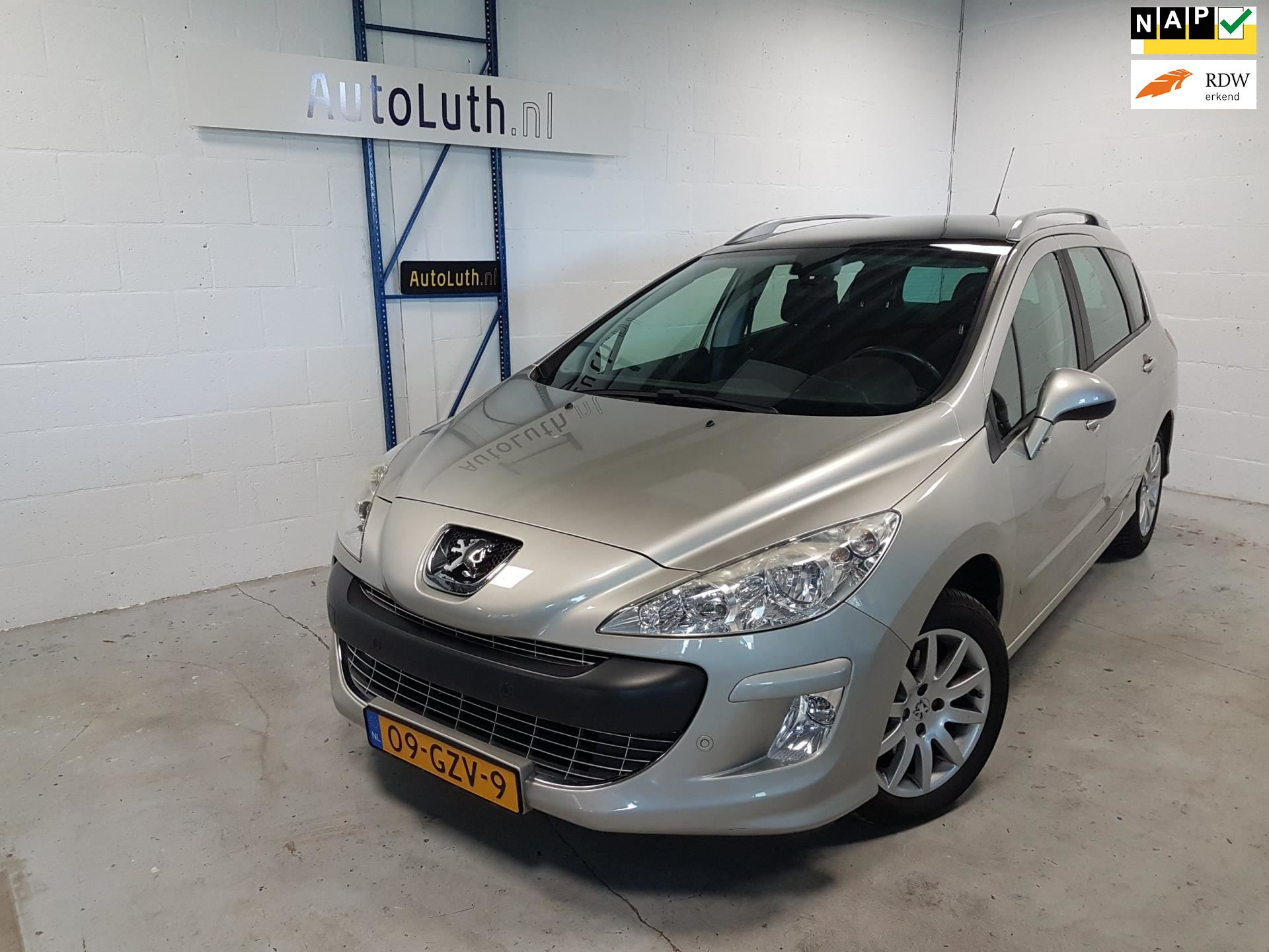 Peugeot 308 SW occasion - Luth BV