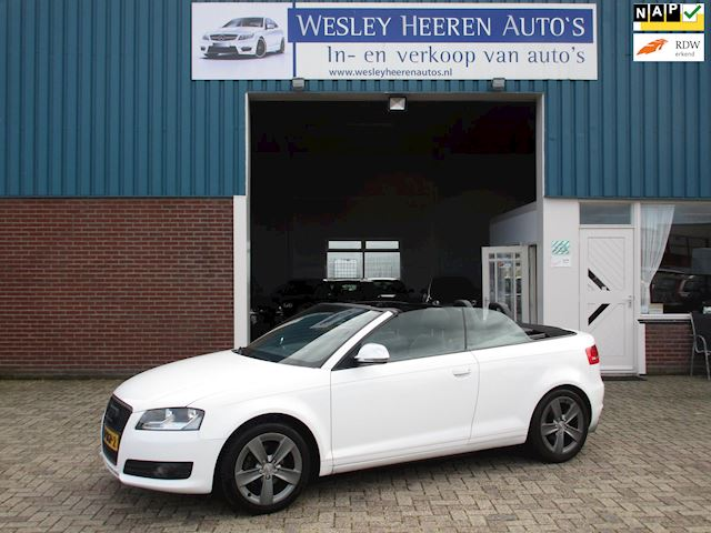 Audi A3 Cabriolet 1.9 TDI Ambition Pro Line S-LINE NIEUWSTAAT