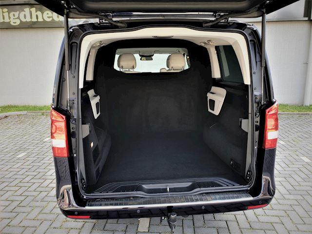 Mercedes-Benz V-klasse 220 CDI Lang Edition Dubbel Cabine Elektrische schuifdeuren