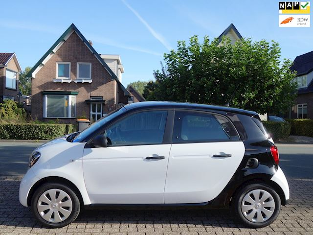 Smart Forfour 1.0 Pure 39.000 km NAP.