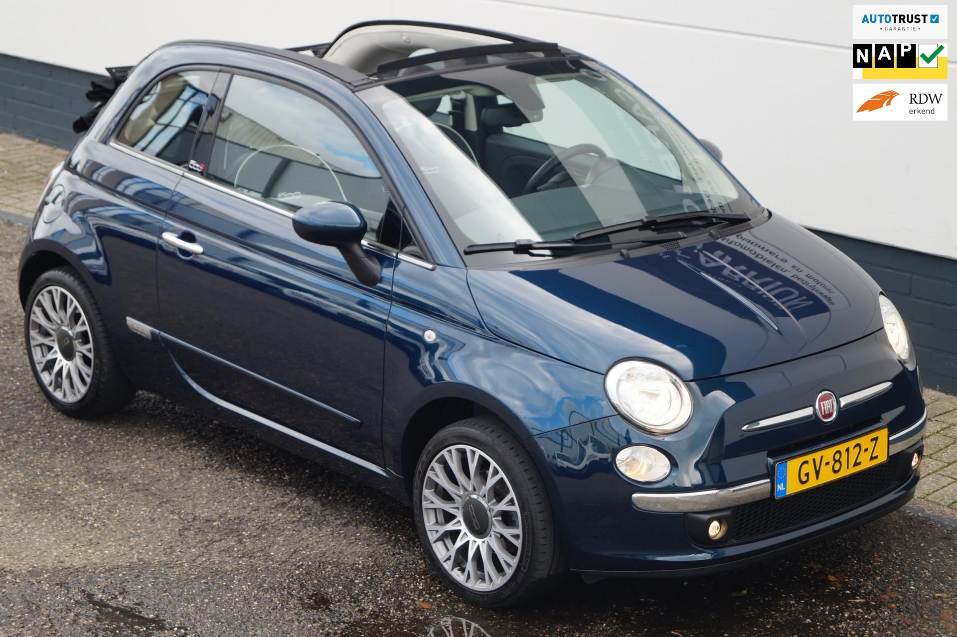 Fiat 500 C occasion - CARRION