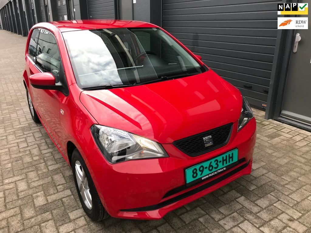 Seat Mii occasion - Pascal Traa
