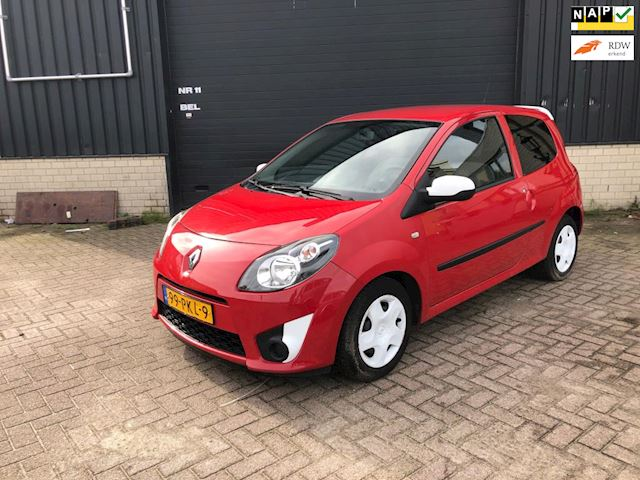 Renault Twingo 1.2-16V Collection Airco Nette superzuinige auto Financiering mogelijk!
