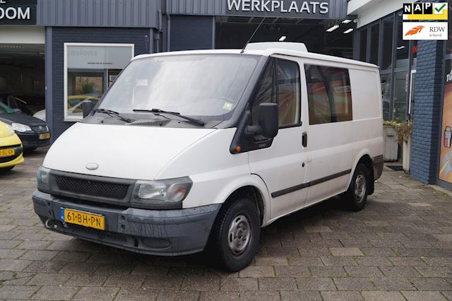 Ford Transit 260S 2.0TDdi Business Edition / Dubbel Cabine