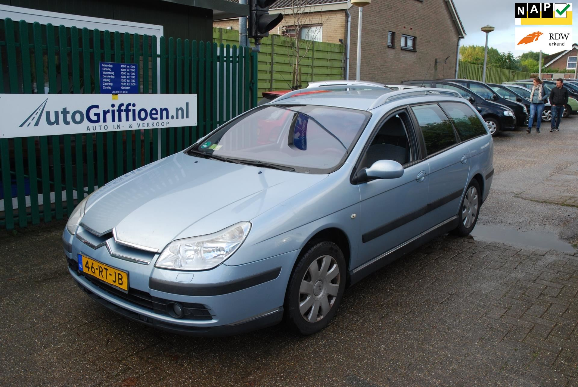 Citroen C5 Break occasion - Auto Griffioen B.V.