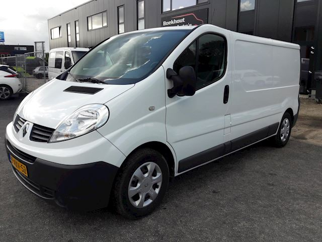 Renault Trafic 2.0 dCi T29 L2H1 airco . inrichting