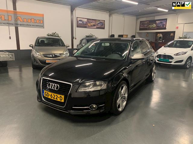Audi A3 Sportback 1.6 TDI Attraction 102 gram navi leder airco