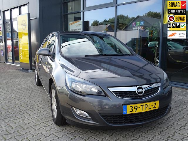 Opel Astra Sports Tourer 1.7 CDTi Business Edition