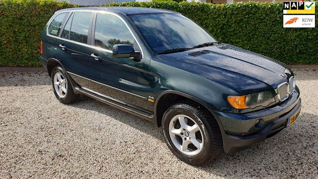BMW X5 4.4i Youngtimer